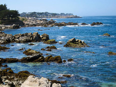 Visit Beautiful Pacific Grove on the Peninsula. Just 15 minutes from Carmel.