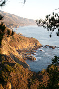 The Spectacular Big Sur Coastline. Just 30 minutes South of Us.